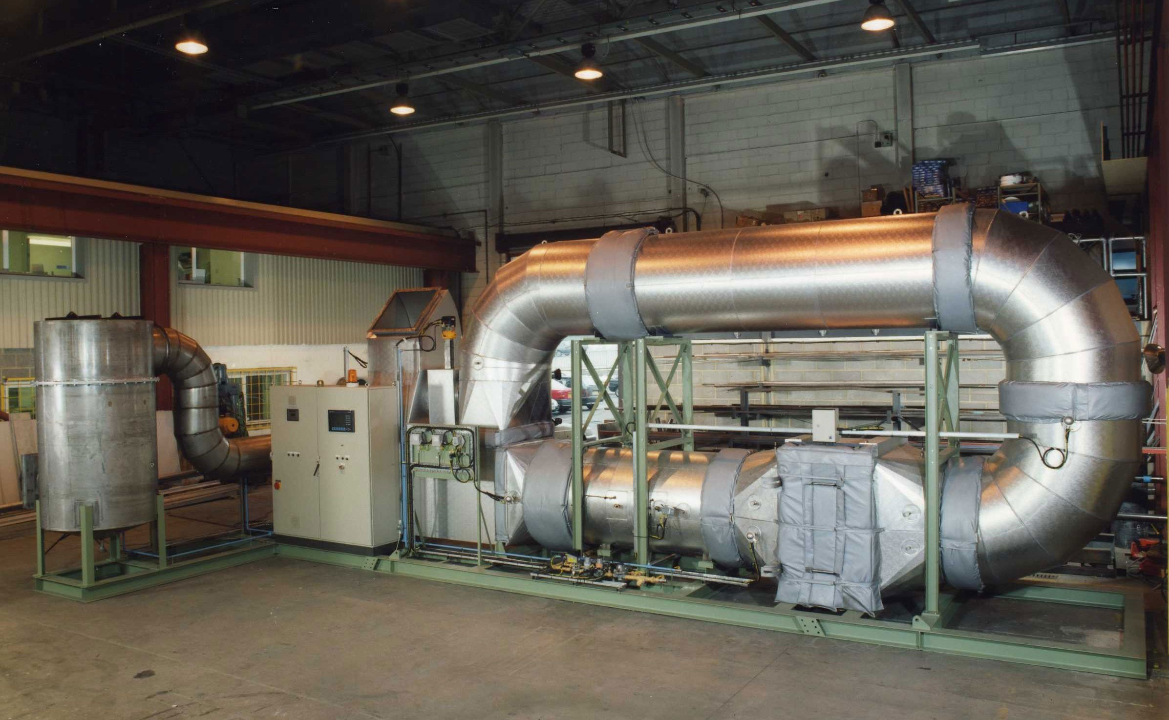 Thermal Oxidisers / Oxidizers